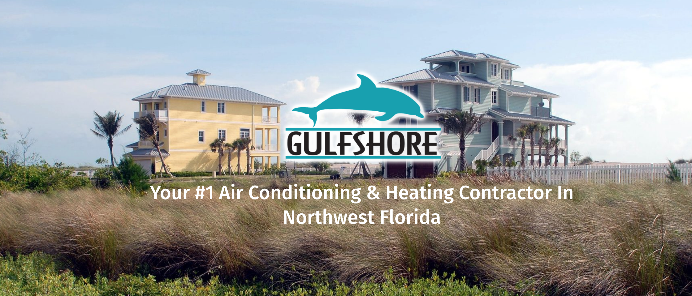 Air Conditioning and Heat Pumps Near Me- Gulfshore Air